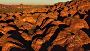 Purnululu National Park - Einer der schönsten Nationalparks in Australien