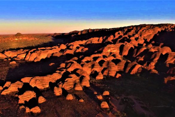Schoenste Nationalparks Australien - Purnululu National Park