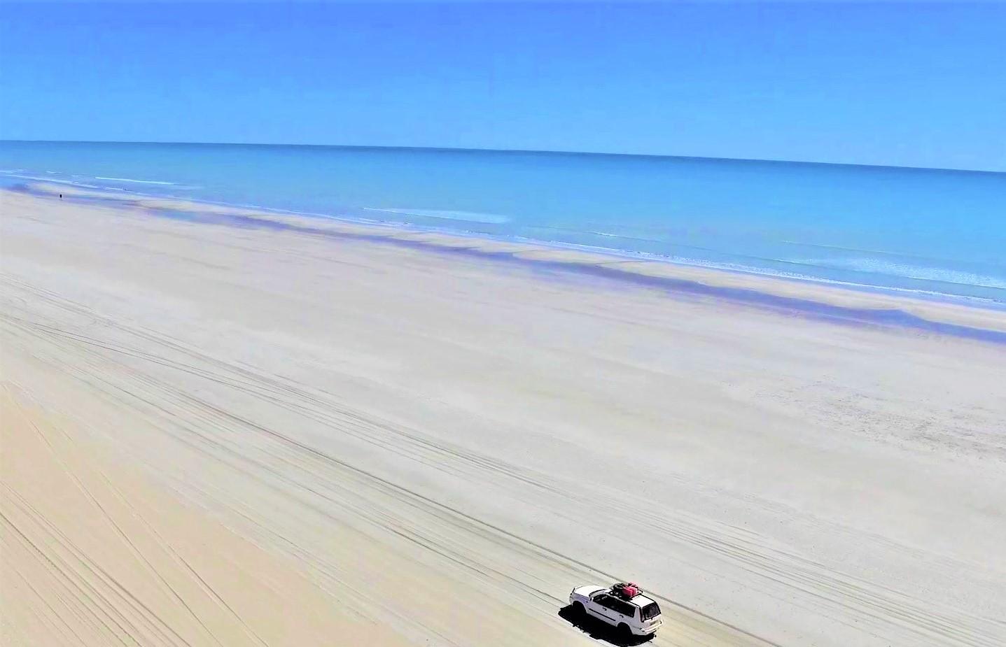 Eighty Mile Beach - Einer der schönsten Strände in Australien