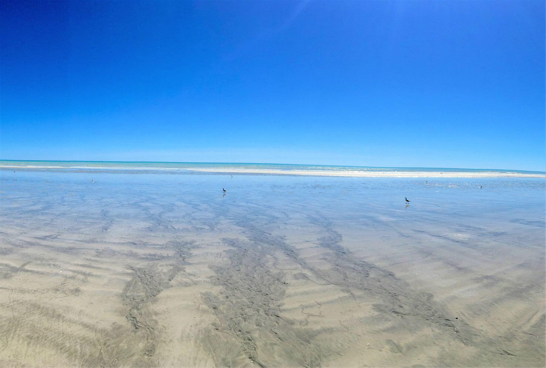 Wunderschöner 80 Mile Beach in Austalien