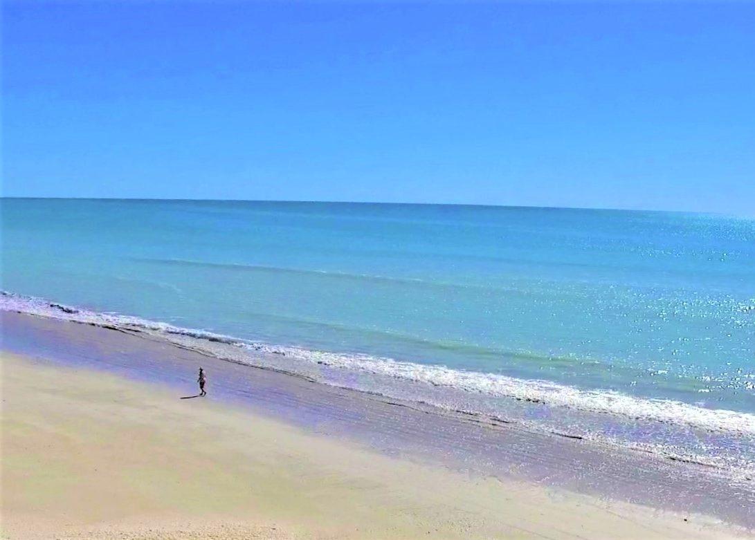 Eighty Mile Beach in Australien