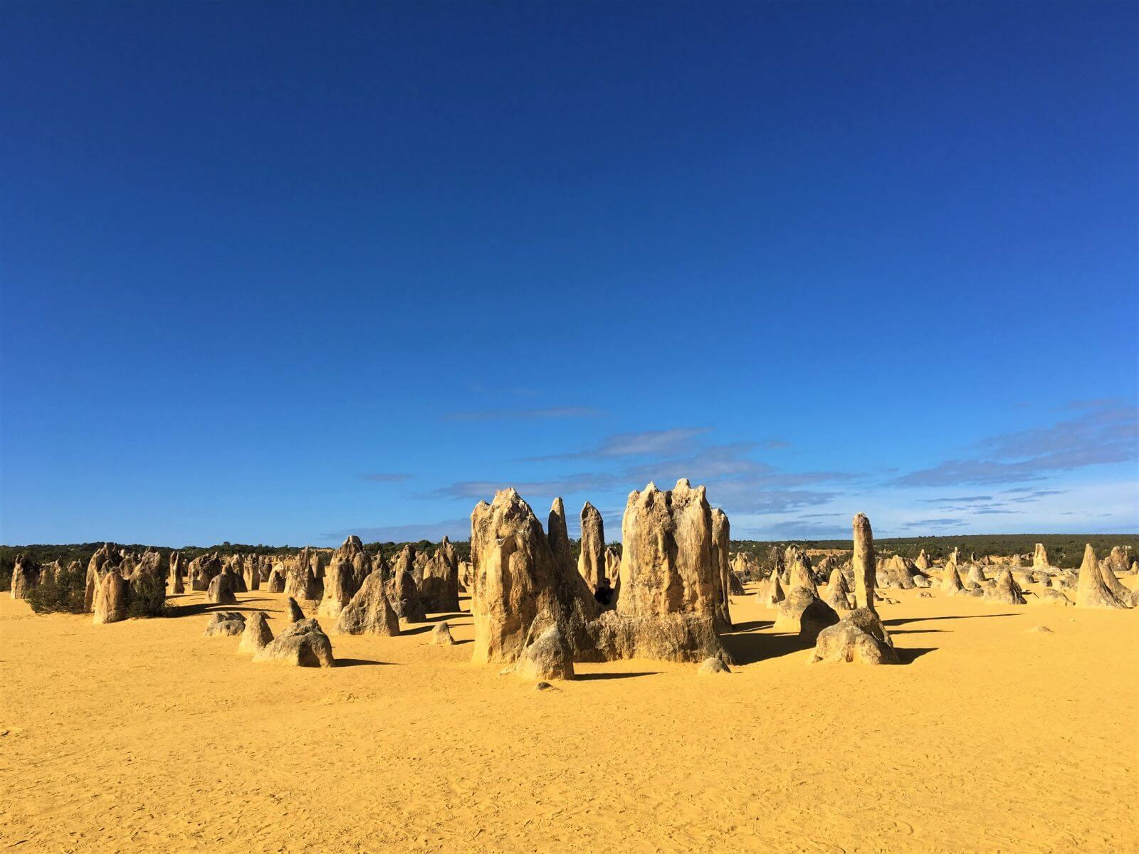 Nambung National Park - Pinnacles-Wüste