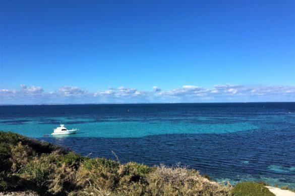 Rottnest Island Sehenswürdigkeiten - Parker Point