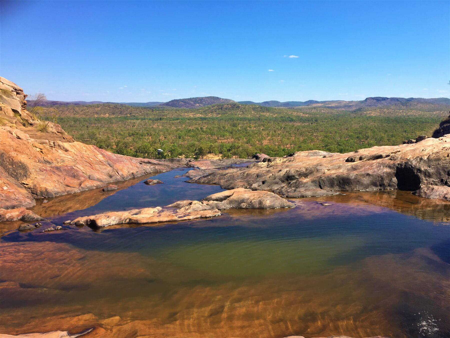 Kakadu National Park - Gunlom Schlucht