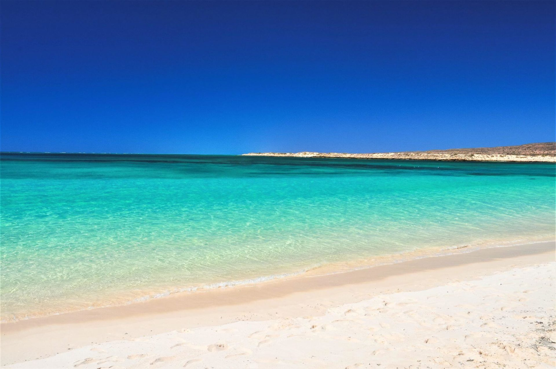 Turquoise Bay im Cape Range National Park am Ningaloo Reef
