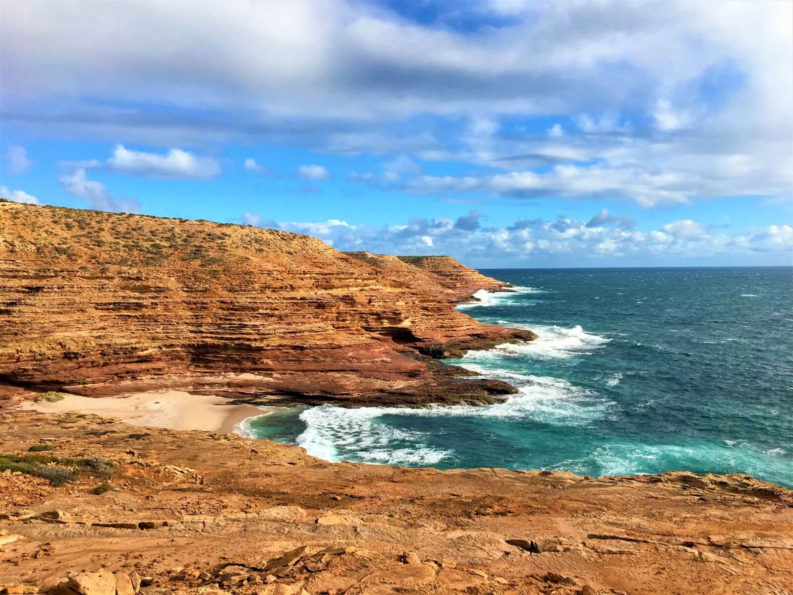 Highlights Kalbarri National Park - Pot Alley