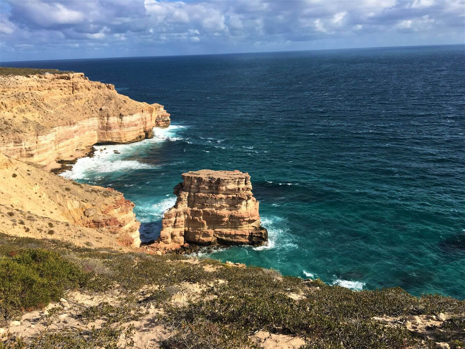 Kalbarri National Park Highlights - Island Rock
