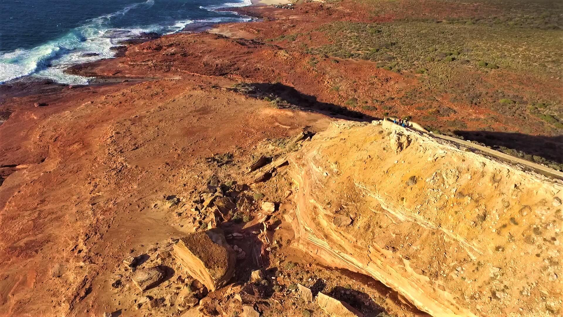 Red Bluff im Kalbarri National Park