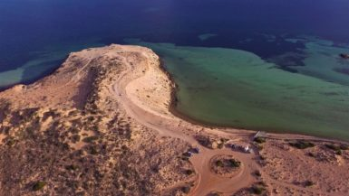 Shark Bay - Eagle Bluff