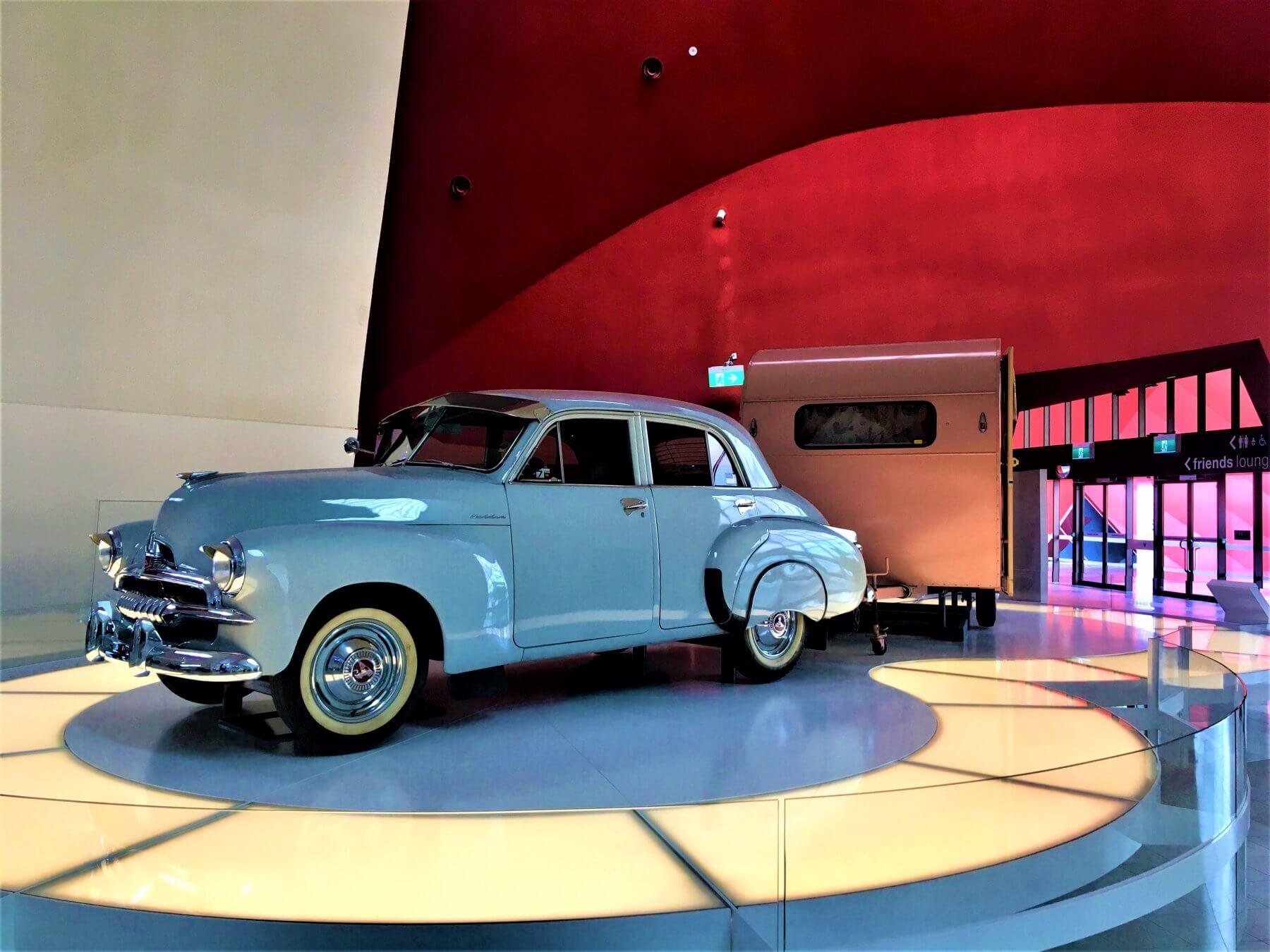 Canberra Sehenswürdigkeiten - Nationalmuseum