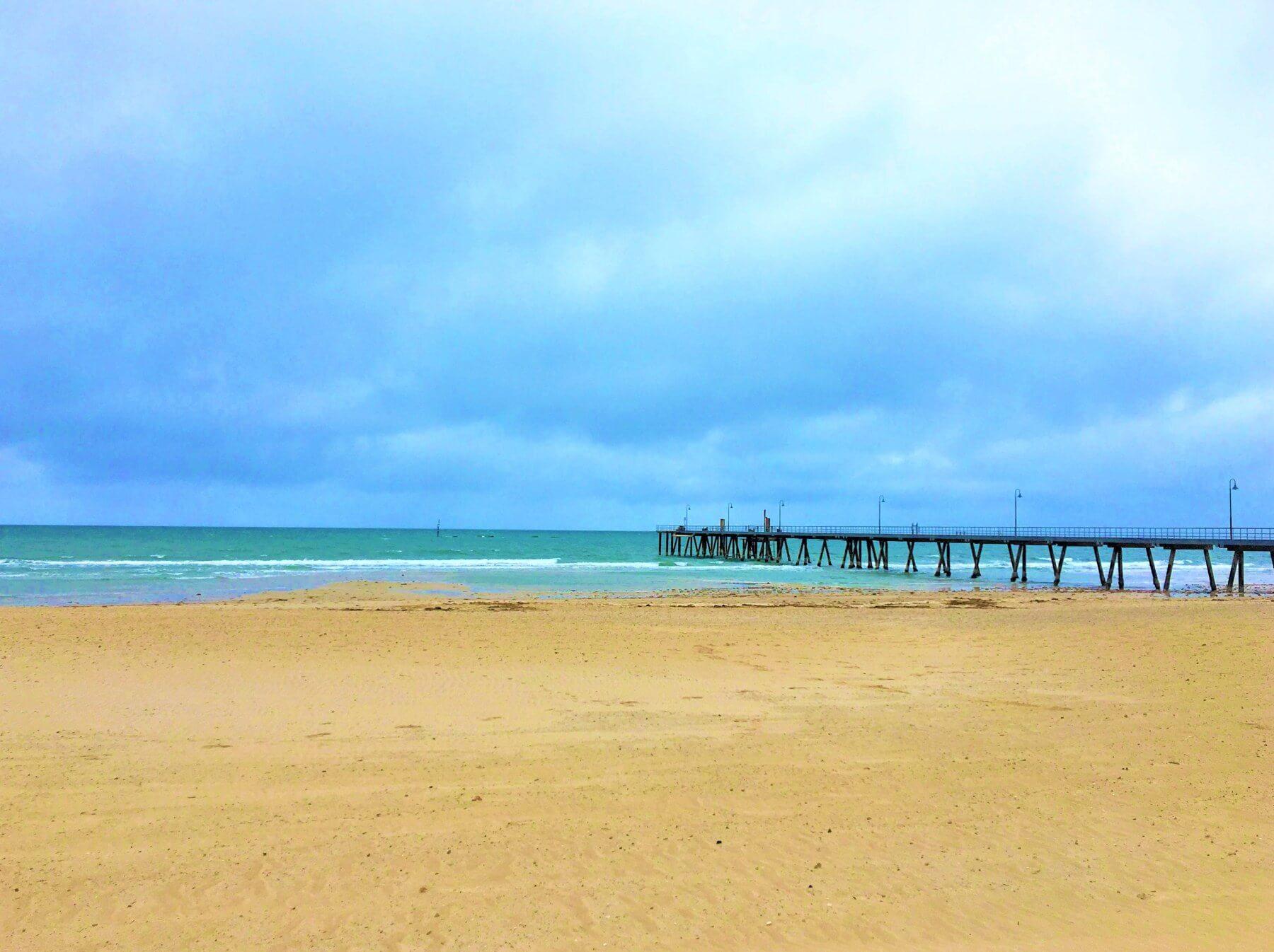 Strand in Adelaide - Glenelg