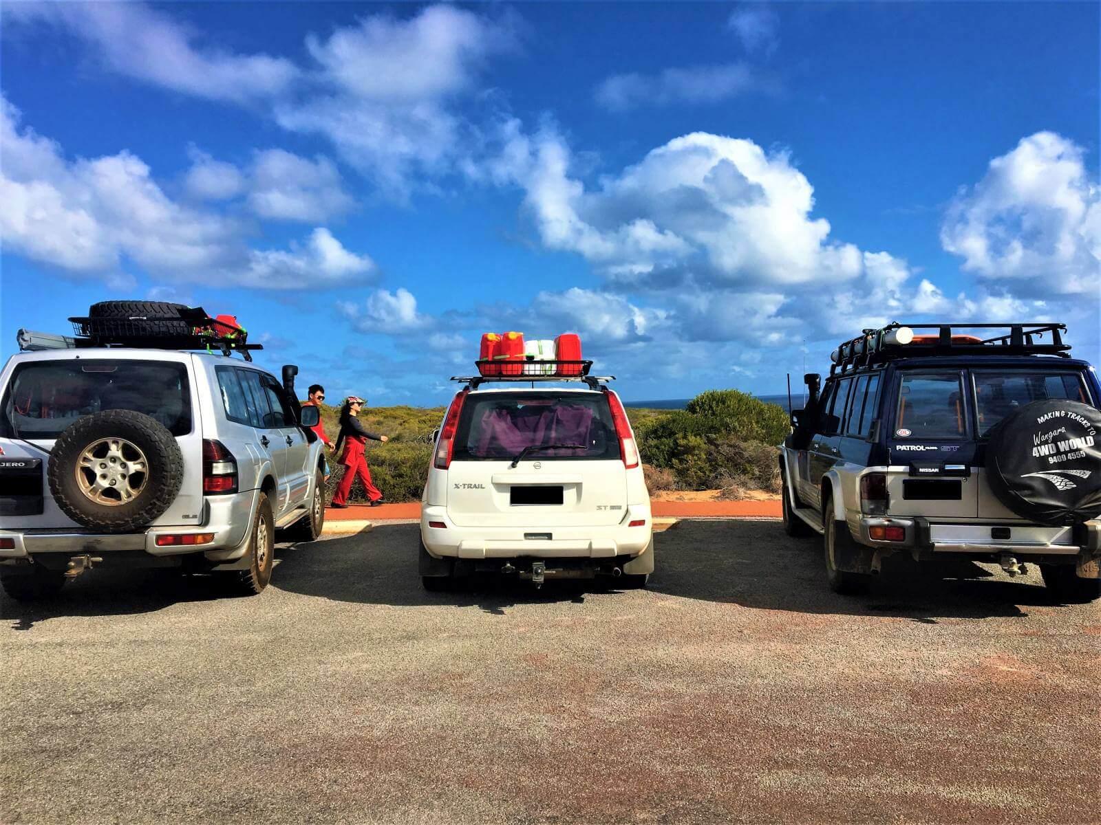 4WD und SUV - Fraser Island