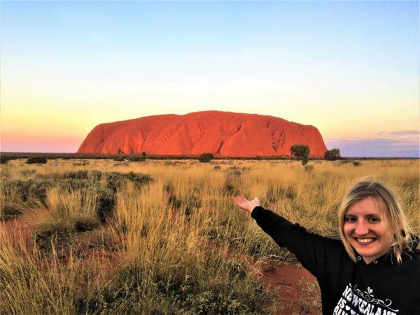 Australien Sehenswürdigkeiten - Uluru