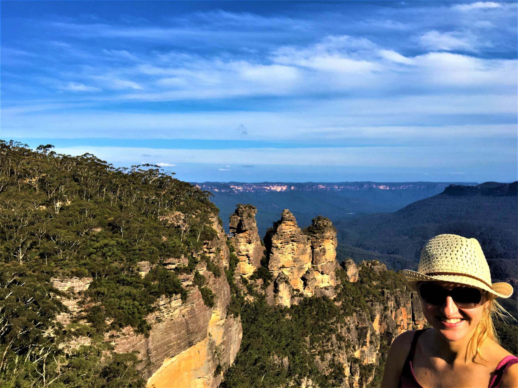 Blue Mountains National Park bei Sydney