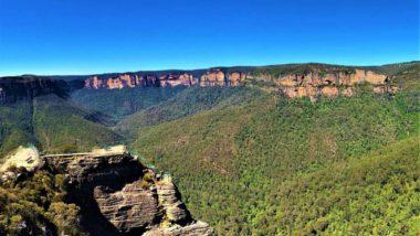 Blue Mountains Nationalpark - Highlights
