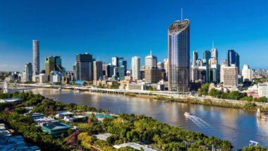 Brisbane in Australien