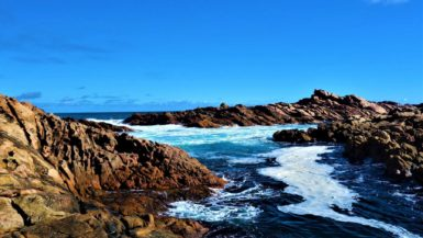 Canal Rocks im Leeuwin-Naturaliste Nationalpark