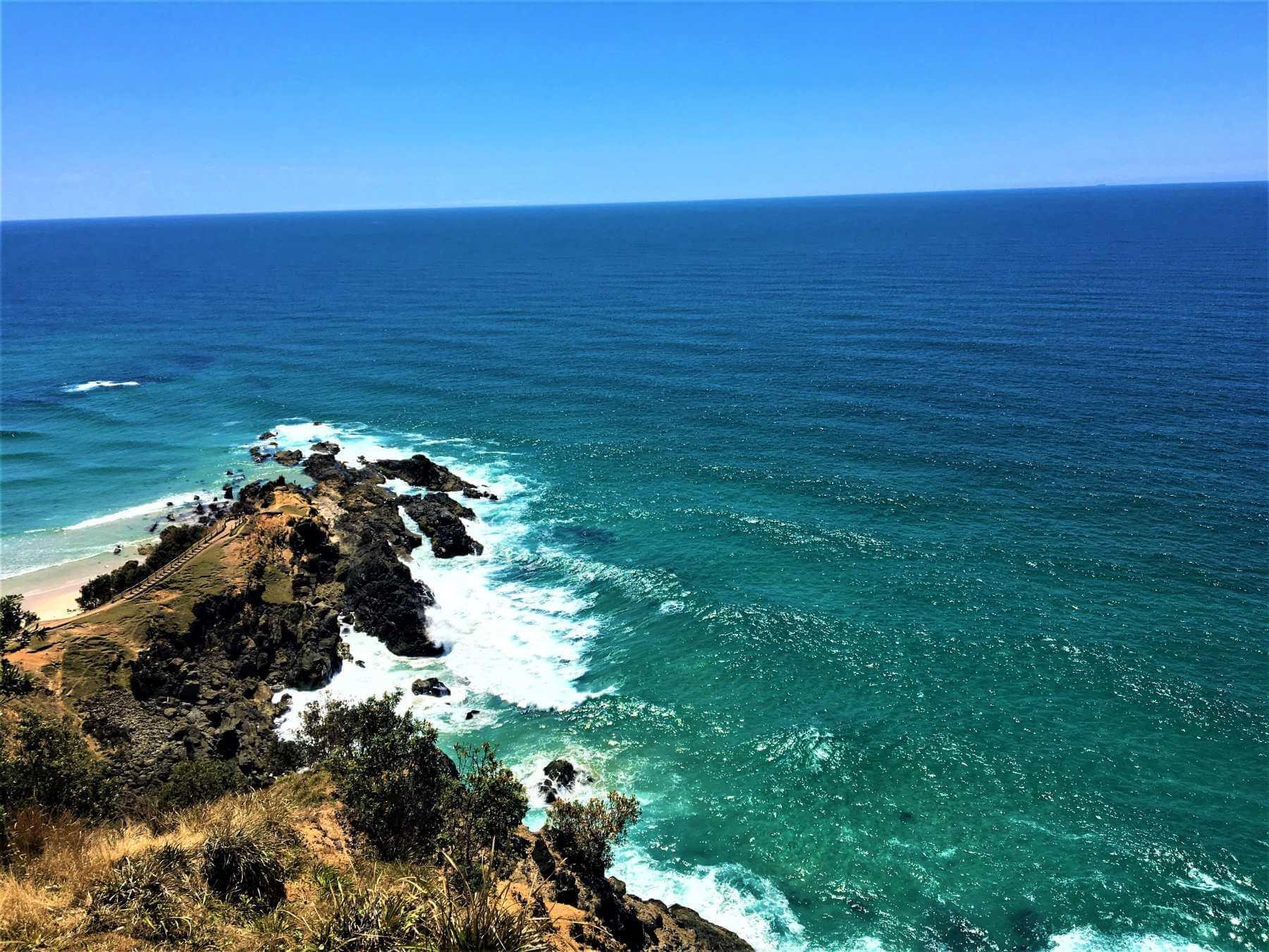 Cape Byron in Australien