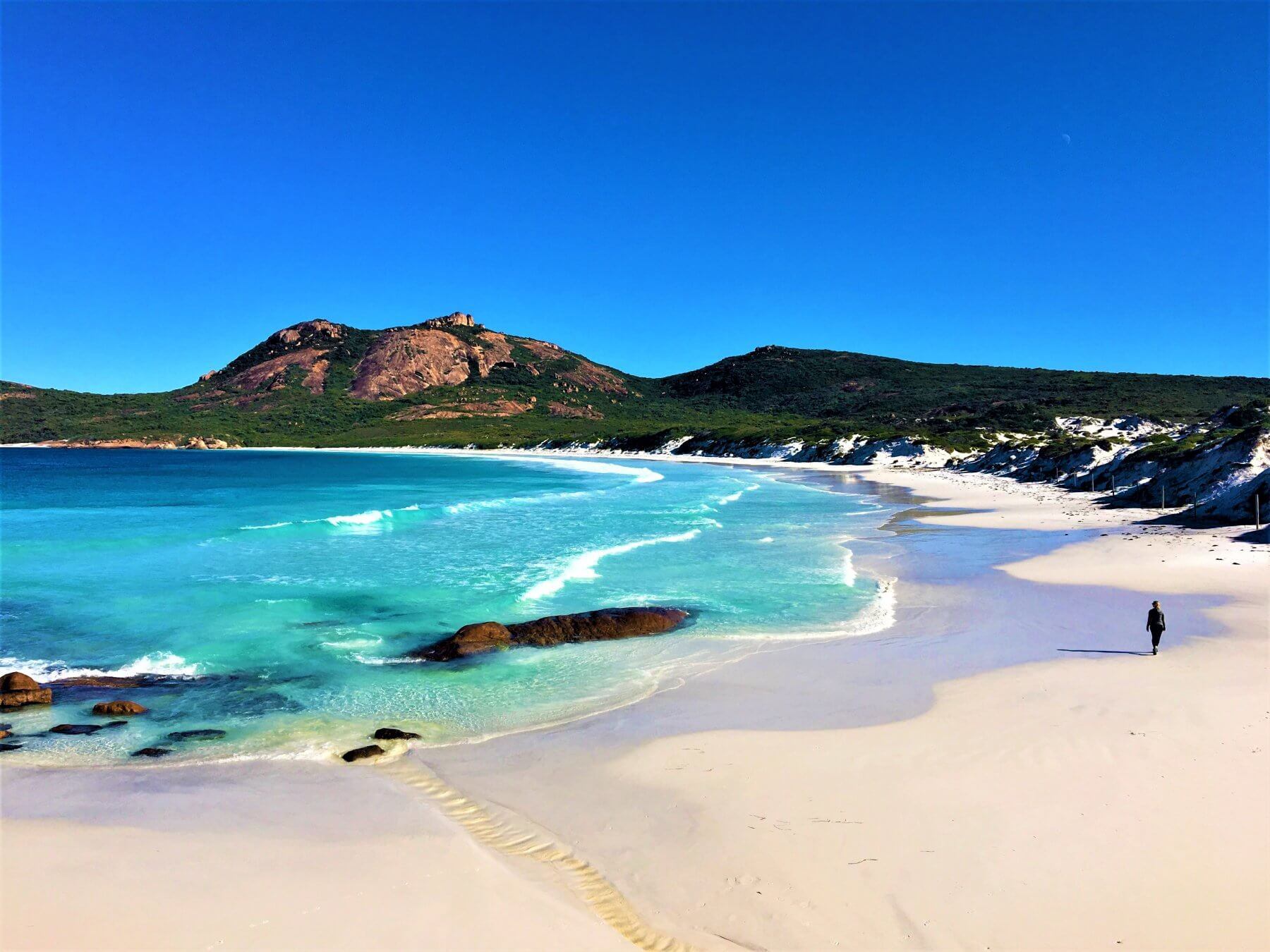 Cape Le Grand National Park bei Esperance