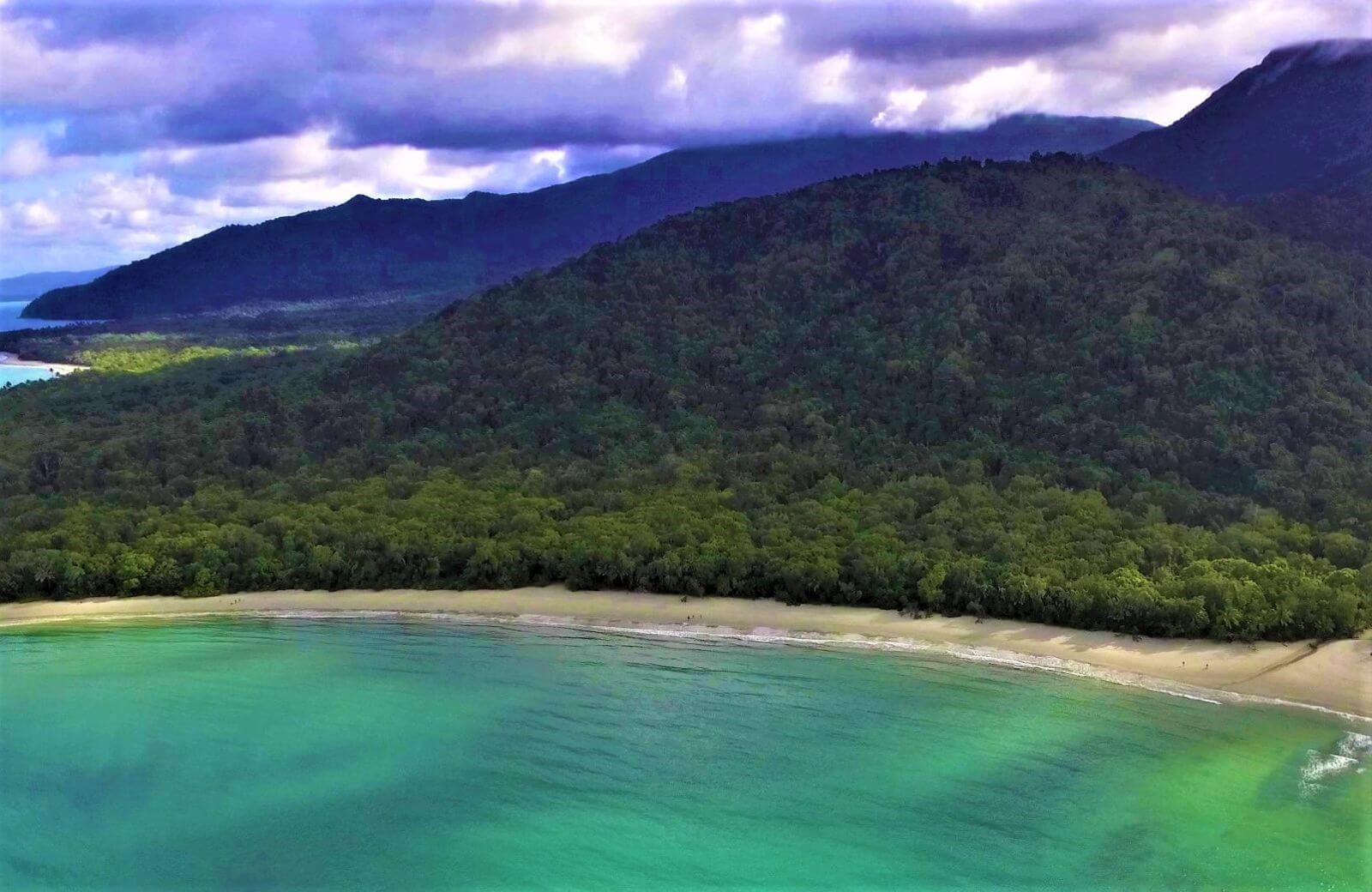 Cape Tribulation in Australien