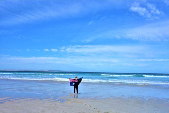 Coffin Bay Nationalpark - Strand
