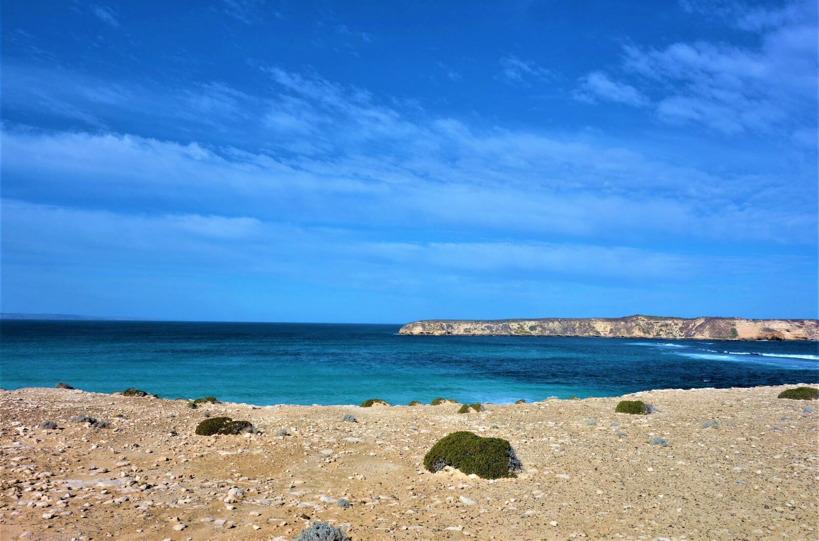 Lookout im Coffin Bay Nationalpark