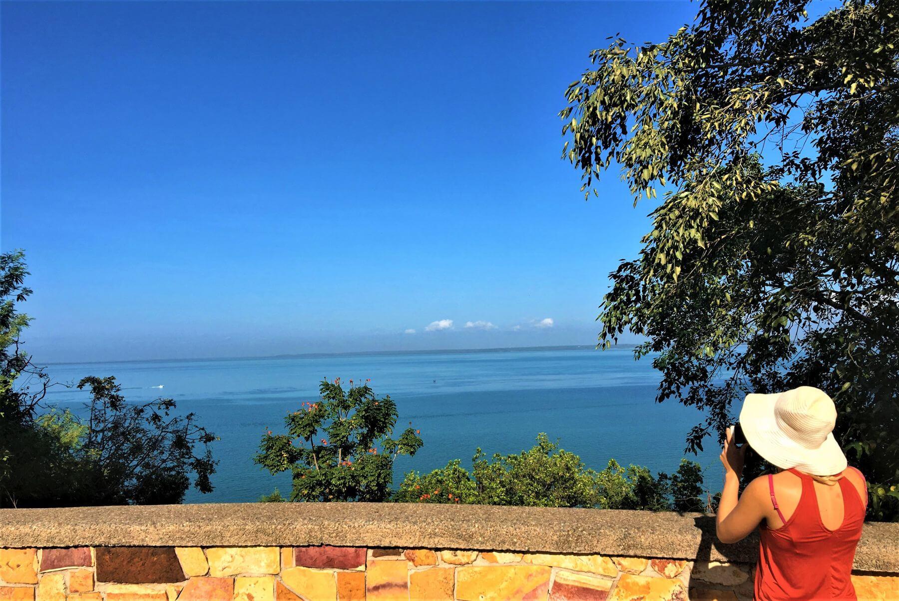 Blick auf die Timorsee - Sehenswürdigkeit in Darwin