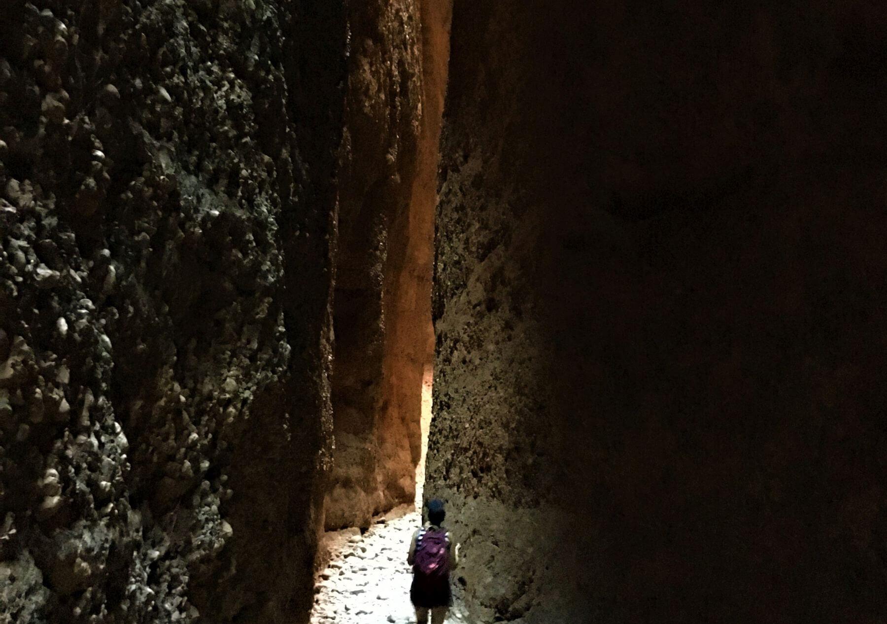 Felsspalte Echidna Chasm in Australien