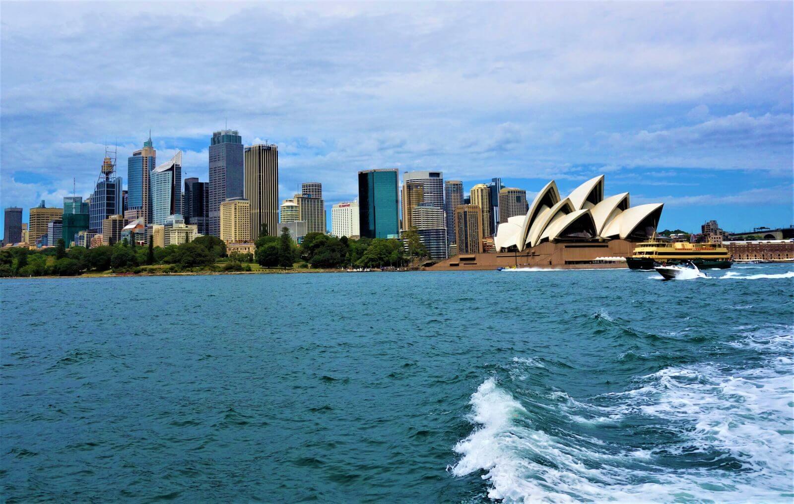 Fähre von Sydney nach Manly