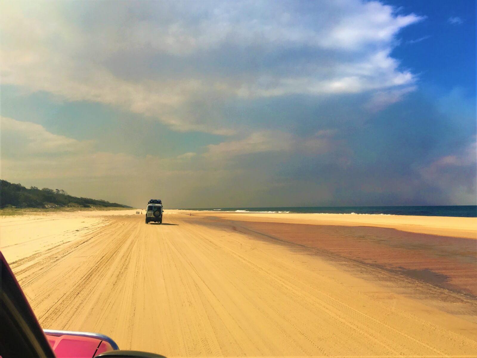 Fraser Island - Seventy Five Mile Beach