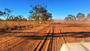 Gibb River Road in Australien