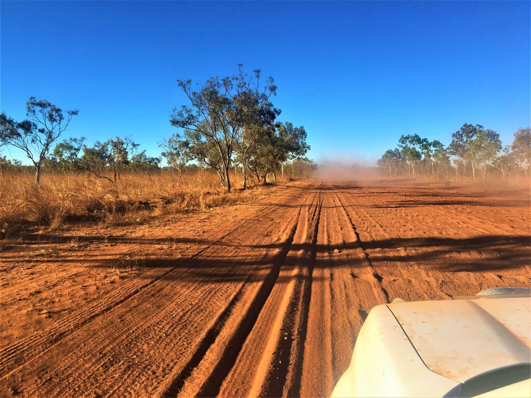 Gibb River Road in Australien