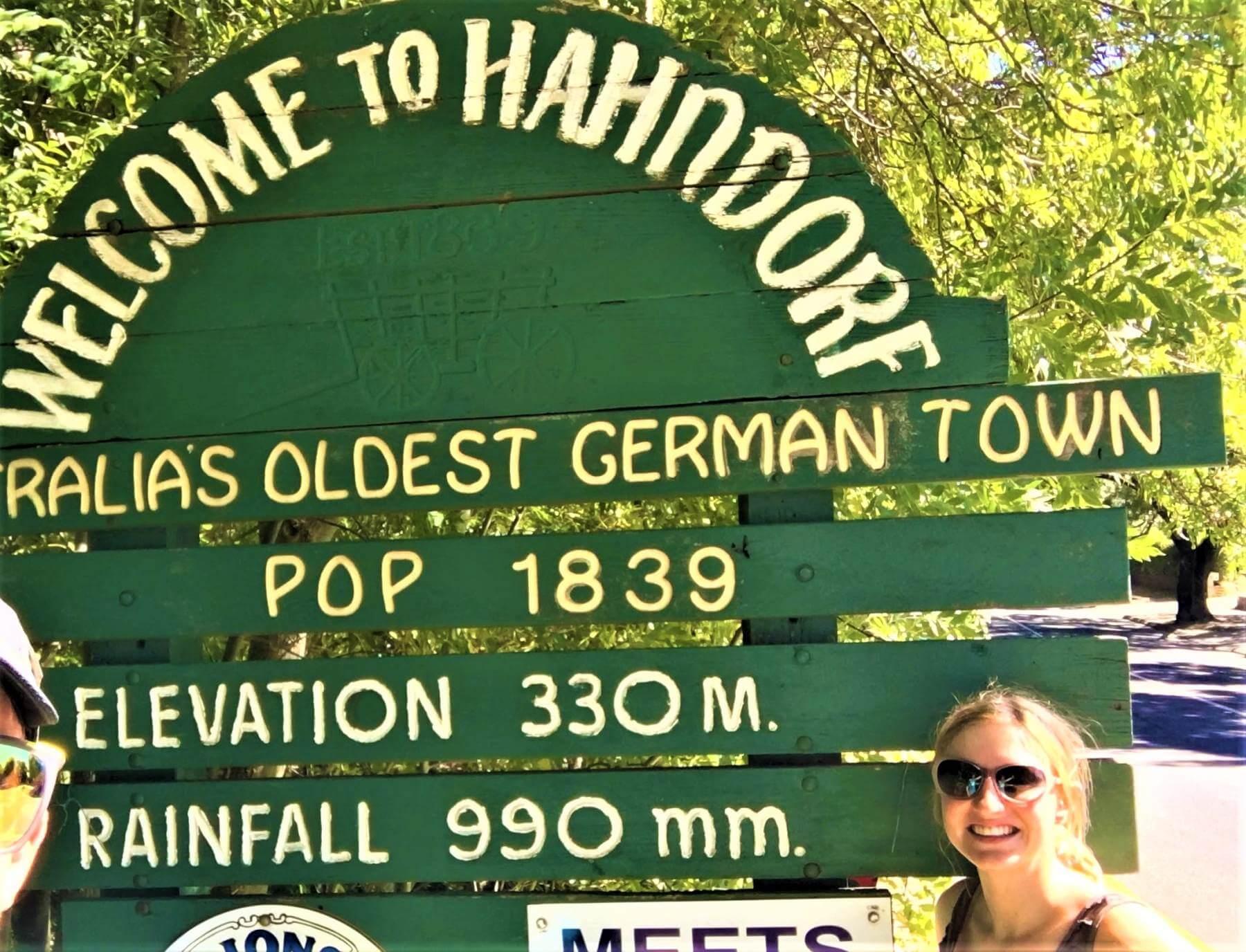 Hahndorf - Australien
