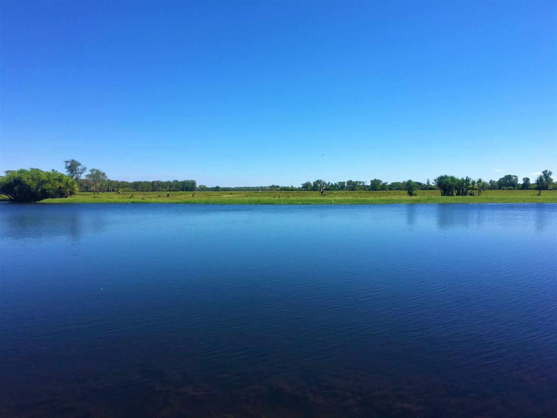 Highlights im Kakadu National Park - Yellow Water