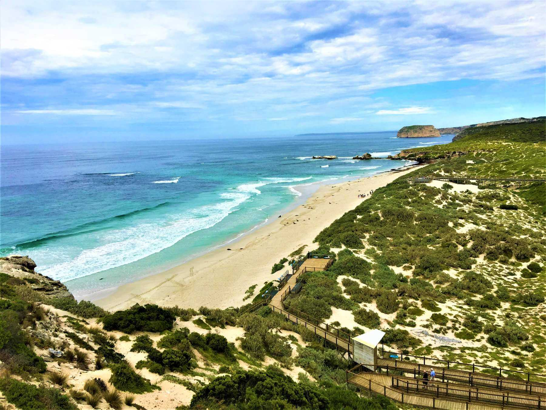 Strand auf Kangaroo Island - Must-See