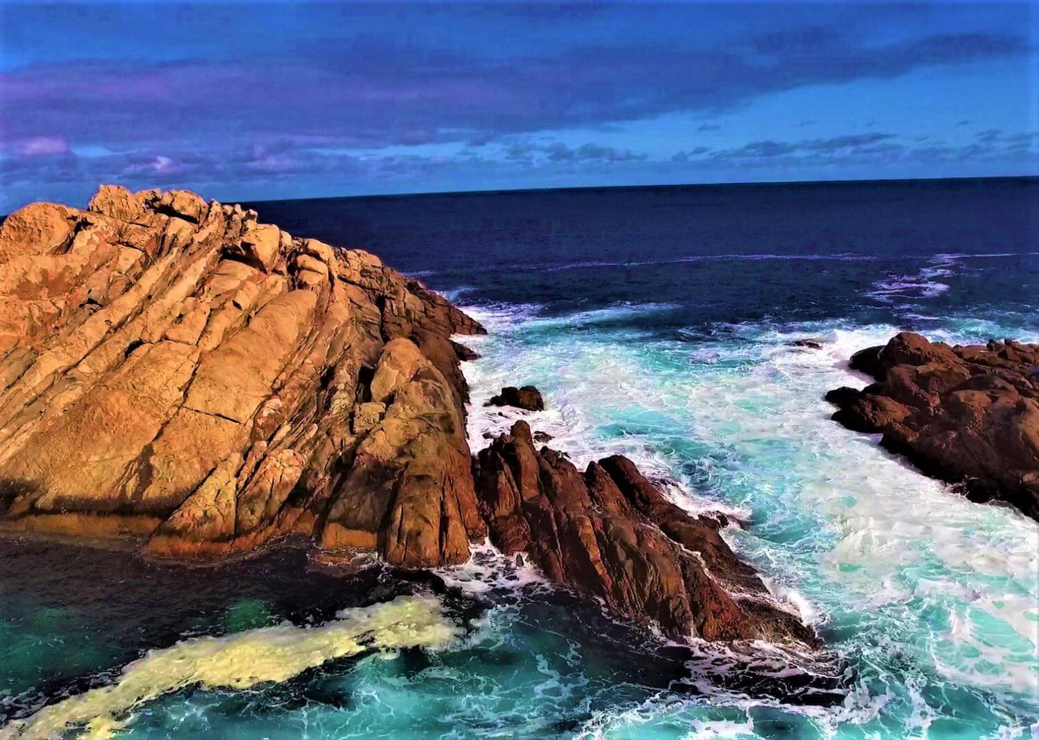 Leeuwin-Naturaliste Nationalpark - Canal Rocks