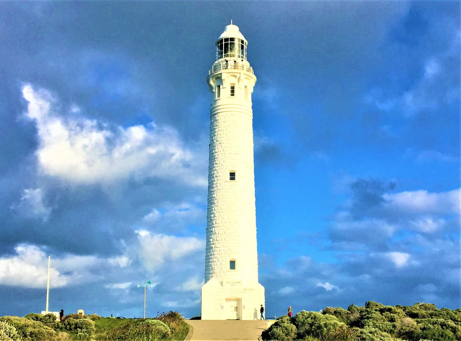 Leuchtturm in Australien am Cape Leeuwin
