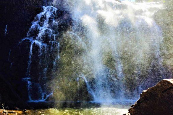 Wasserfall Mackenzie Falls - Grampians National Park