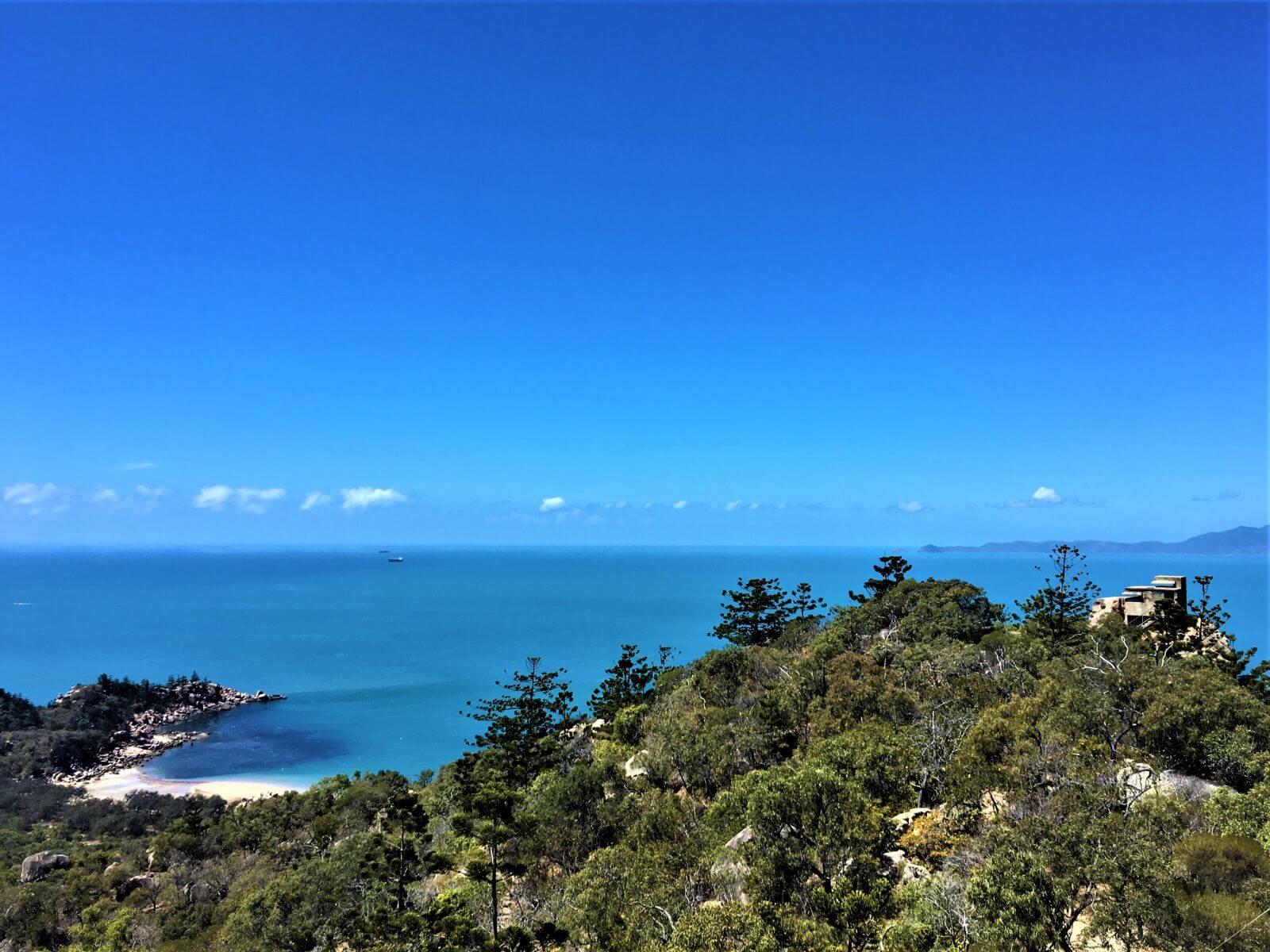 Blick vom Forts Walk auf Magnetic Island