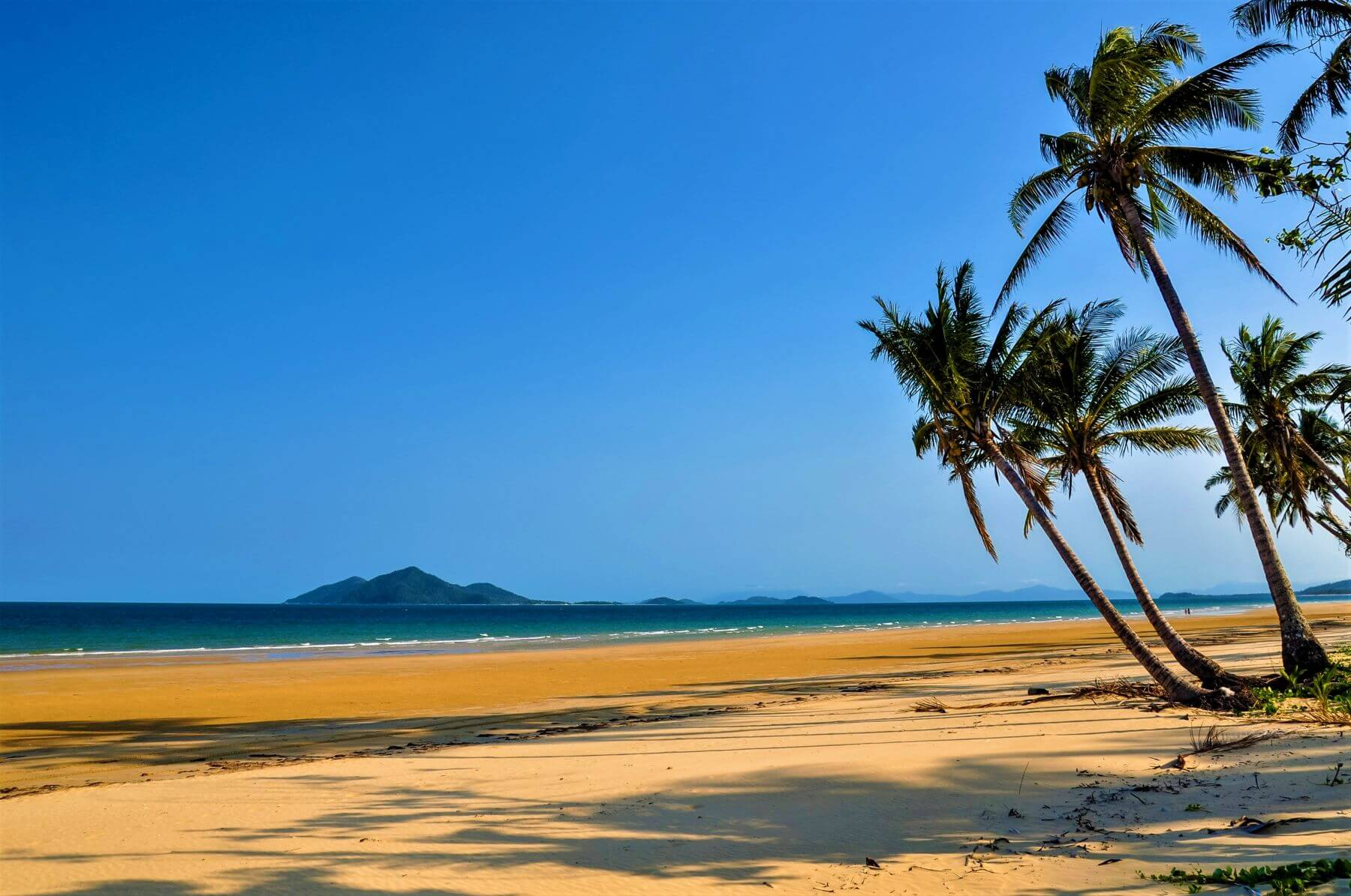 Mission Beach in Australien