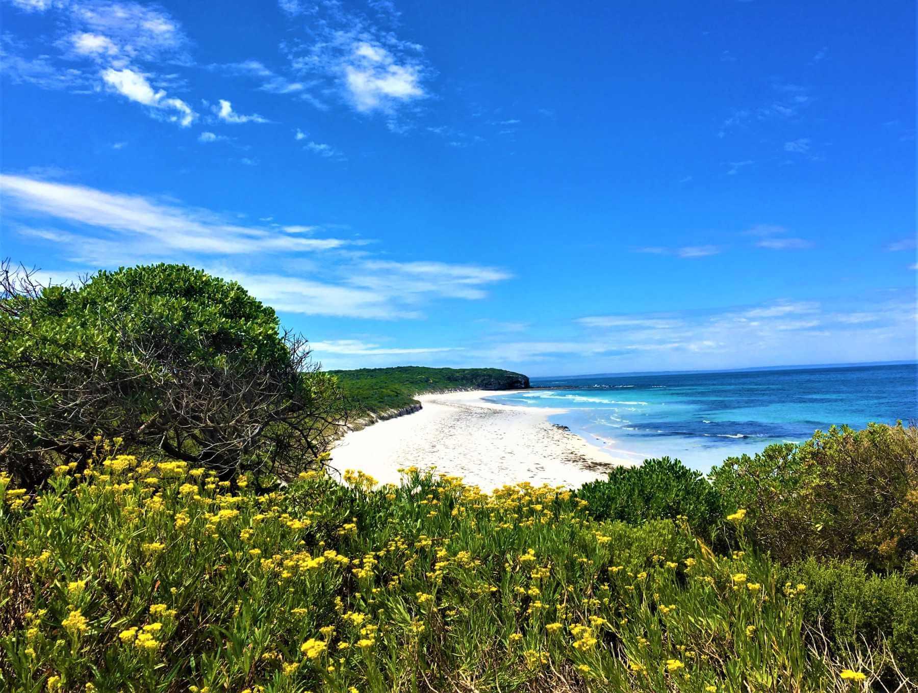 Must See auf Kangaroo Island - Strand