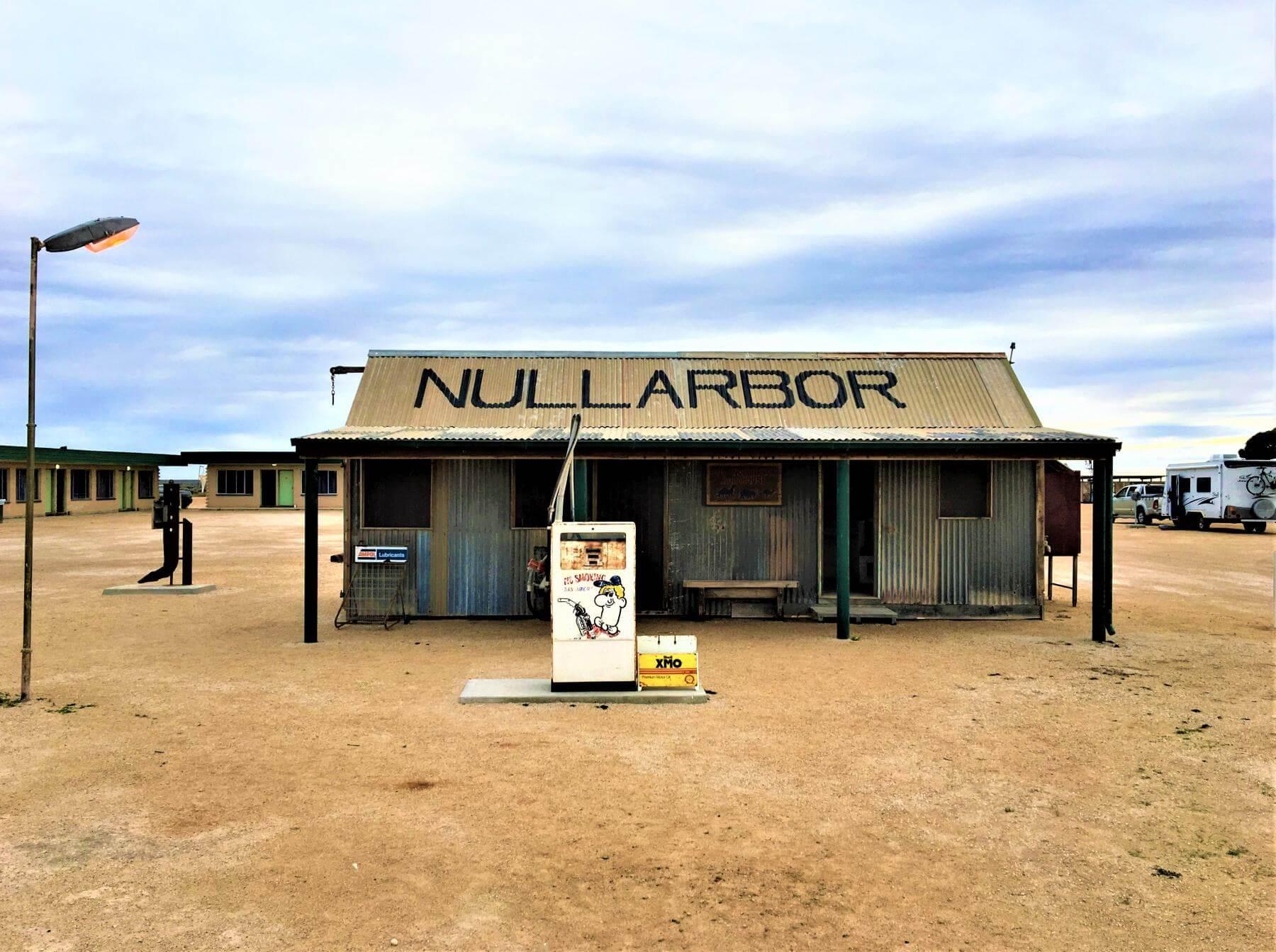 Nullarbor - Australien