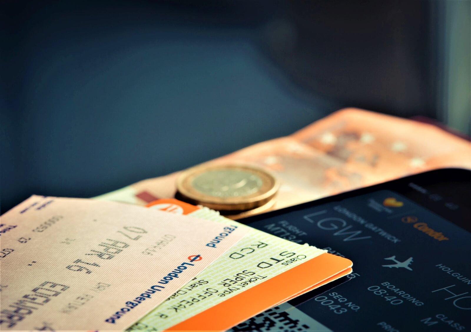 Reisedokumente für die Australien Packliste