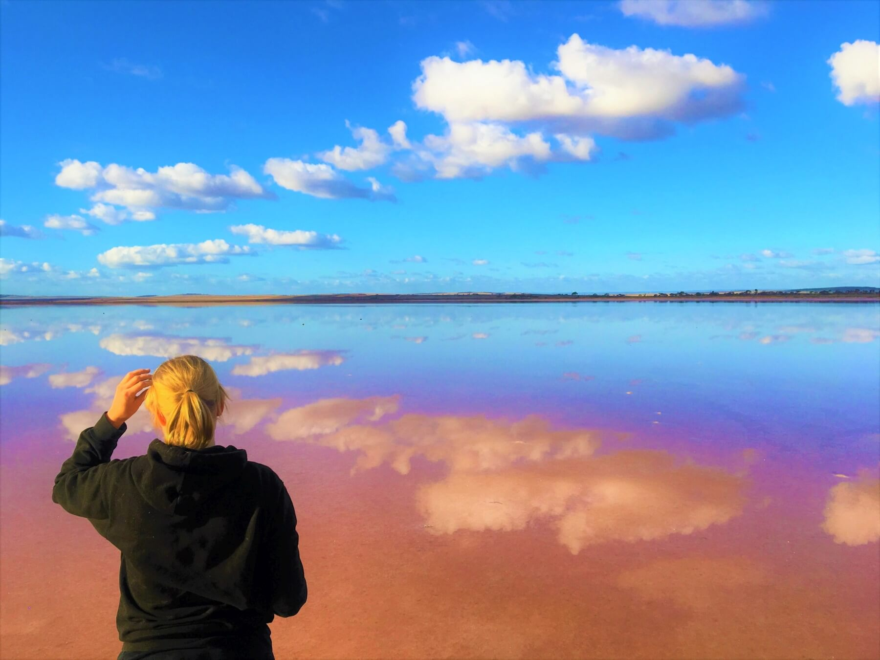 Rosa See - Lake Bumbunga