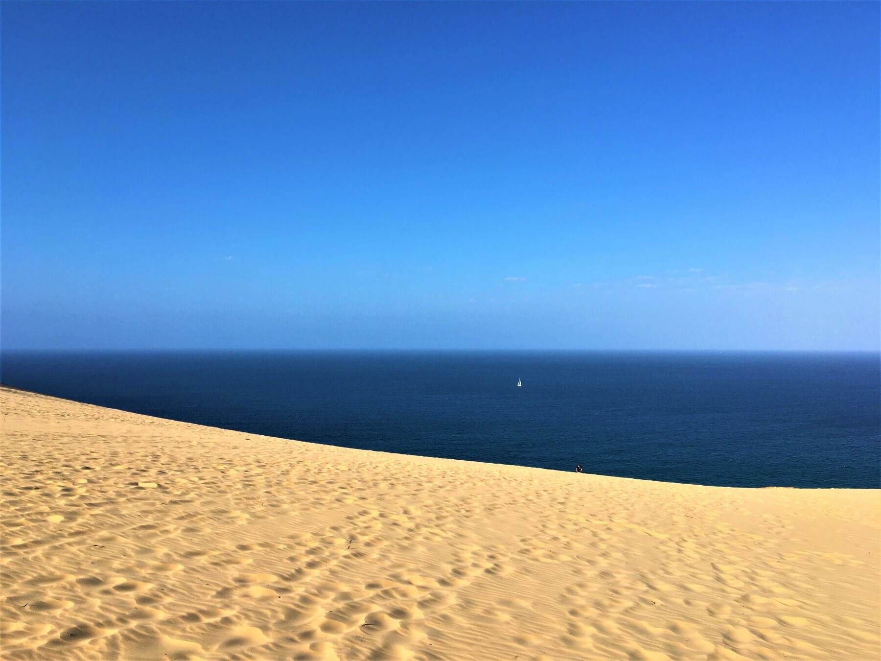 Sanddüne im Great Sandy National Park
