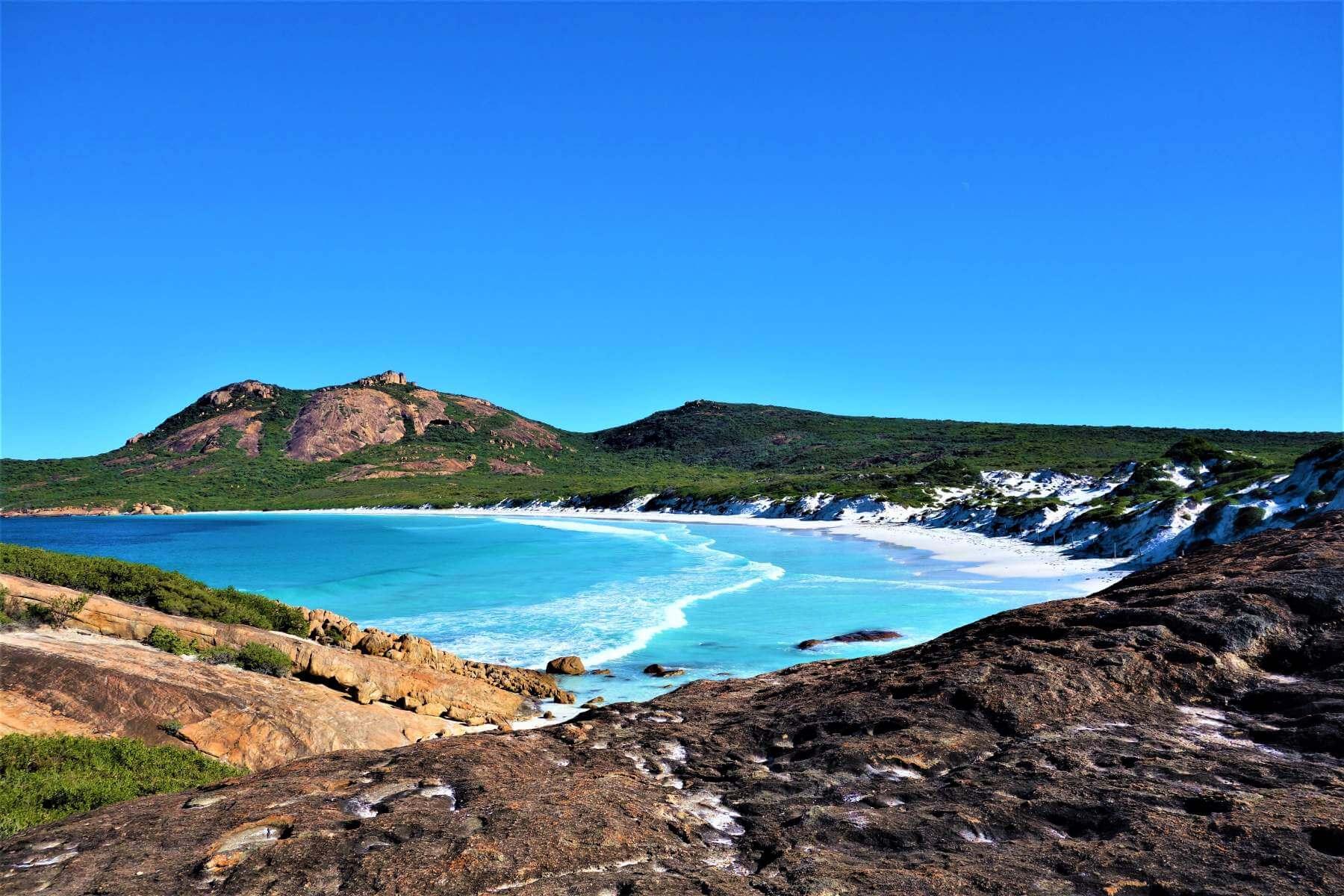 Sehenswürdigkeiten Australien - Thistle Cove