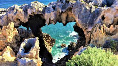 Sehenswürdigkeiten in Australien - Felsenherz