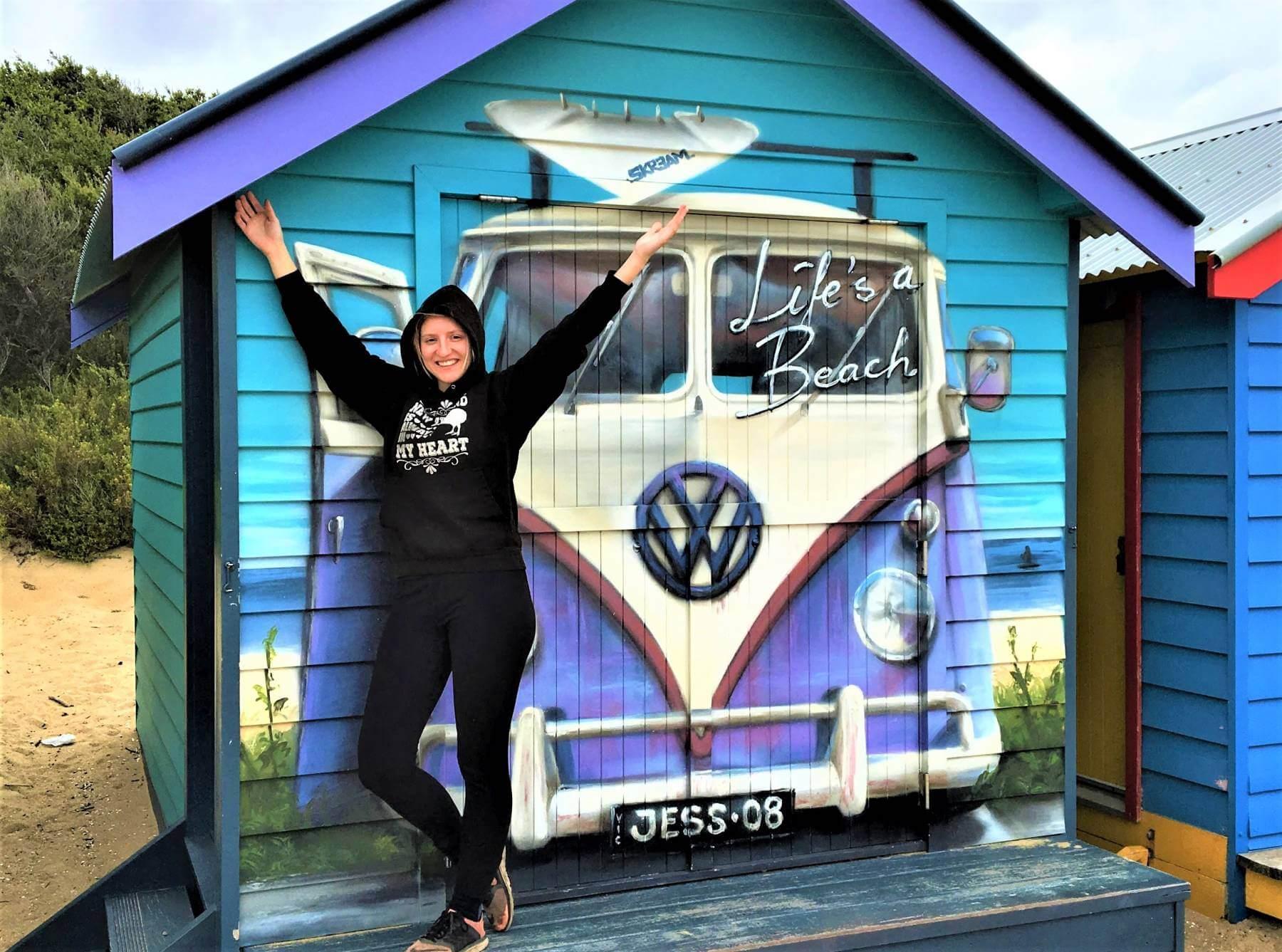 Sehenswürdigkeiten in Melbourne - Brighton Strandhäuser