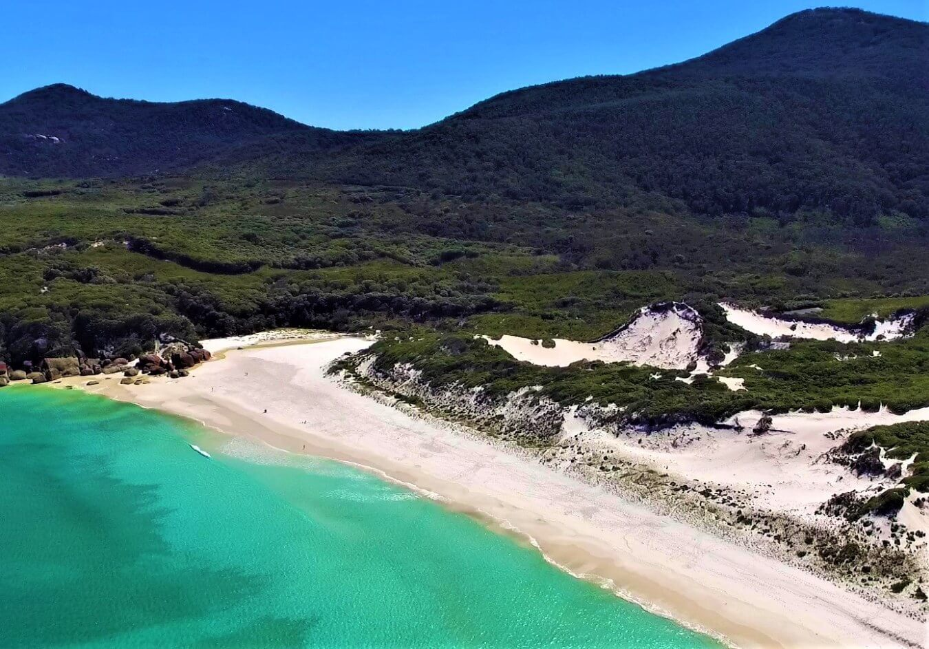 Squeaky Beach im Wilsons Promontory National Park