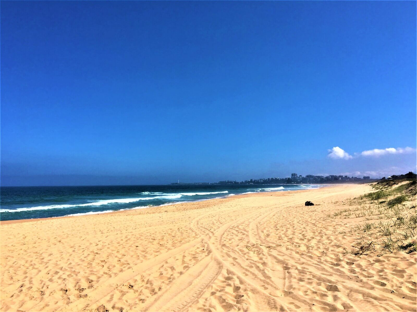 Strand in Wollongong